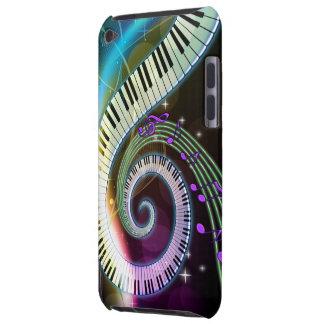 Música 1 exemplo da case mate capa iPod Case-Mate