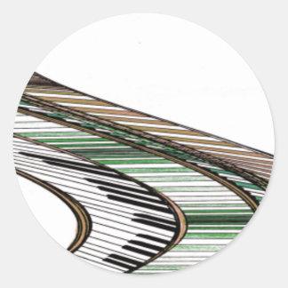 Musica 2 - Material do desenhista de CricketDiane Adesivo