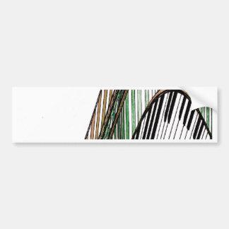 Musica 2 - Material do desenhista de CricketDiane Adesivo Para Carro