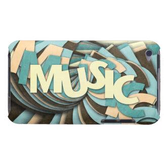 Música Capas iPod Barely There