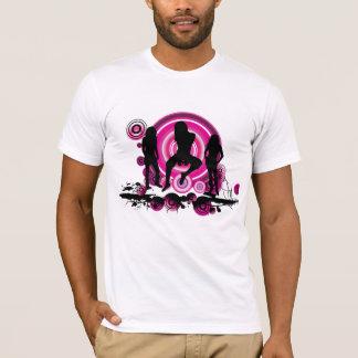 Música de Absract Camiseta