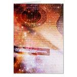 Música do cartão do universo