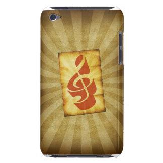 Música do vintage capas iPod touch