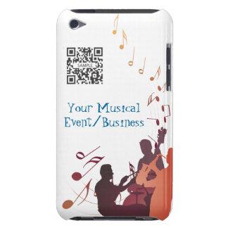música jazz do modelo da capa do ipod touch capa para iPod touch