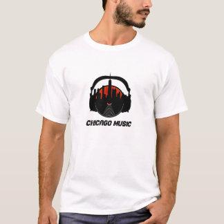 Música legal de Chicago - músico da plataforma Camiseta