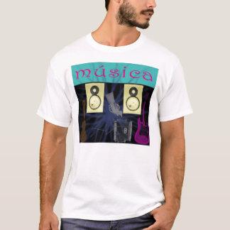 musica tshirts