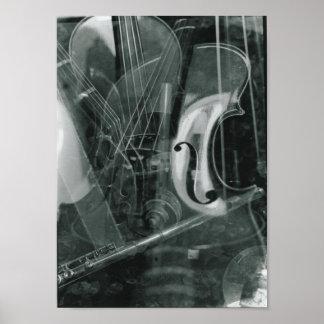 Musical - impressão da foto