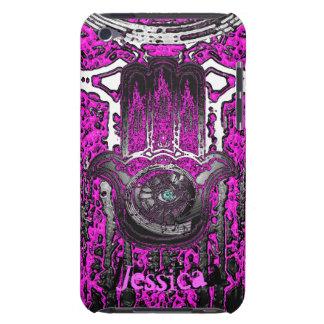 Musical que desperta rosa capa iPod Case-Mate