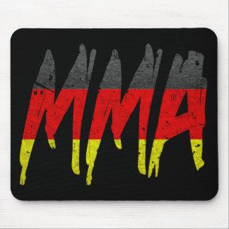 Muttahida Majlis-E-Amal alemão Mousepad da bandeir