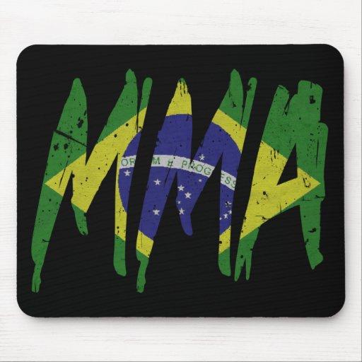 Muttahida Majlis-E-Amal brasileiro Mousepad da ban