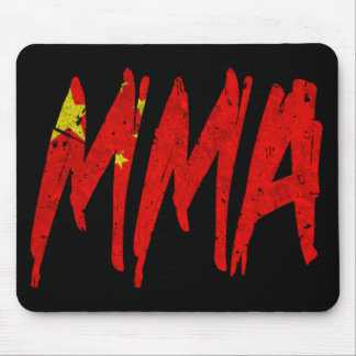 Muttahida Majlis-E-Amal chinês Mousepad da bandeir