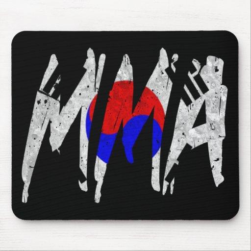 Muttahida Majlis-E-Amal coreano Mousepad da bandei