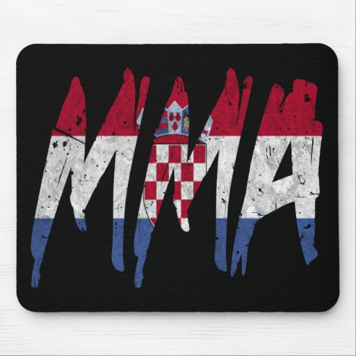 Muttahida Majlis-E-Amal croata Mousepad da bandeir