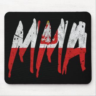 Muttahida Majlis-E-Amal polonês Mousepad da bandei
