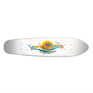 Myrtle Beach. Shape De Skate 18,1cm