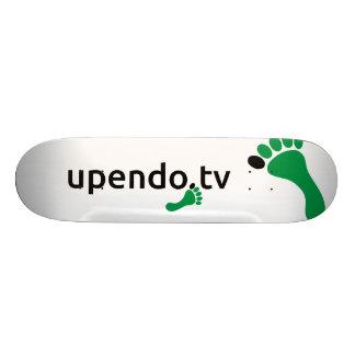myUPENDO monopatim (www.upendo.tv) Shape De Skate 20,6cm