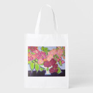 Na relembrança sacolas ecológicas