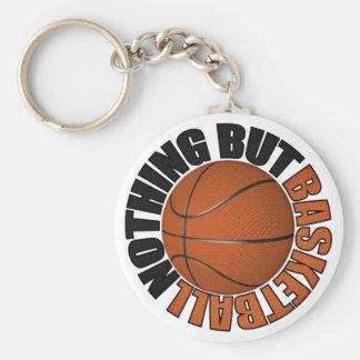 Nada mas basquetebol chaveiro