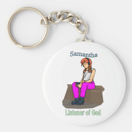 Names&Meanings - Samantha Chaveiros