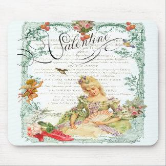 Namorados de Marie Antoinette Mousepads