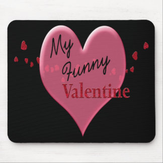 Namorados engraçados - Mousepad