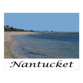 Nantucket, cabo CodPostcard de Massachusetts Cartão Postal