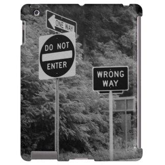 Não entre em meu Ipad Capa Para iPad