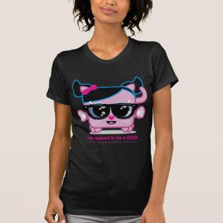 Não esquadrado para ser um GEEK T-shirts