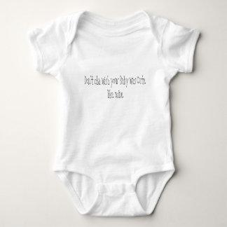 Não faz o desejo que do cha seu bebê era bonito t-shirt