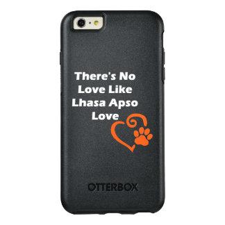 Não há nenhum amor como o amor de Lhasa Apso