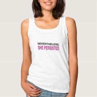 Não obstante, persistiu (2) t-shirt