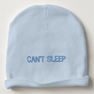 Não pode dormir monstro do azul do chapéu gorro para bebê