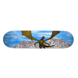 """""""Não pode tomar o skate do céu"""""""