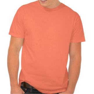Não uma abóbora camisetas