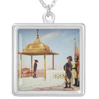 Napoleon no Cairo, 1798 Colar Personalizado