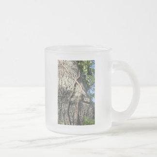 Nas árvores caneca