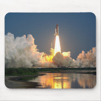 NASA de Mousepad do lançamento do vaivém espacial