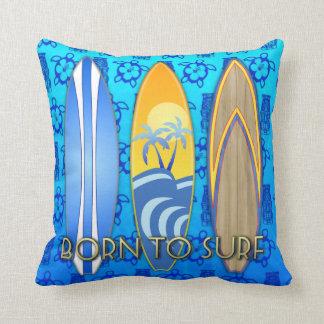 Nascer a surfar travesseiros