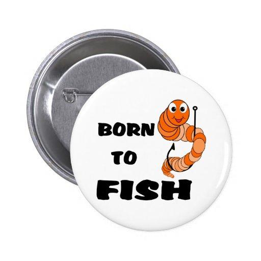 Nascer aos peixes boton