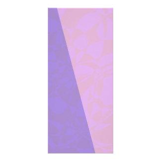 Nascer do sol delicado 10.16 x 22.86cm panfleto