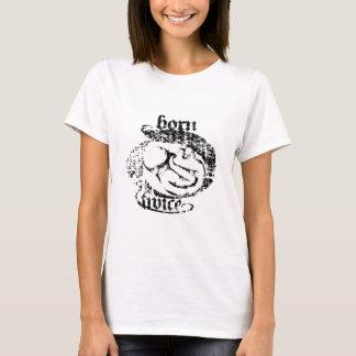 Nascer duas vezes Sugery Fetal Camisetas