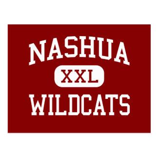 Nashua - Wildcats - católico - Nashua Cartão Postal