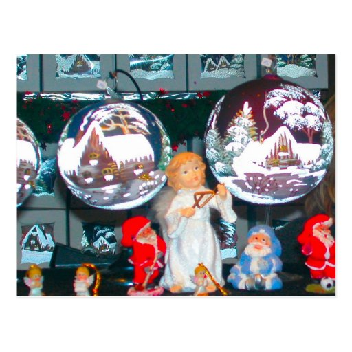 Natal alemão, Natal festivo Cartoes Postais