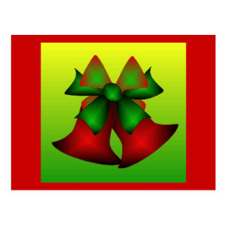 Natal Bels II Cartão Postal