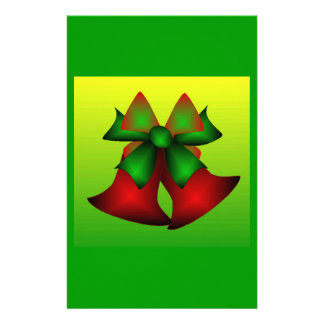 Natal Bels mim Papéis Personalizados