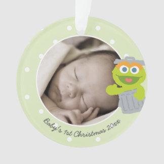 Natal do bebê de Oscar | o primeiro - adicione seu Ornamento
