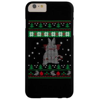 Natal do coelho capa barely there para iPhone 6 plus
