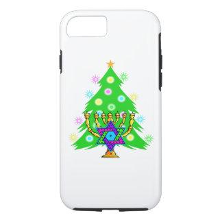 Natal e Hanukkah Capa iPhone 7