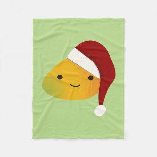 Natal Manog de Kawaii Cobertor De Lã