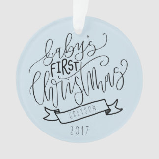 Natal Orname dos enfeites de natal | do bebê